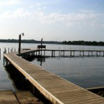 fishing dock malakoff texas cherokee landing cedar creek lake