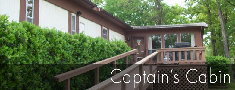 captains cabin cherokee landing malakoff texas